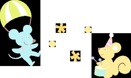 朝陽幼稚園サイドメニュー